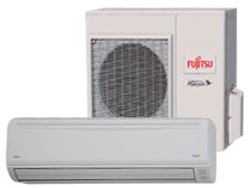Fujitsu – Thermopompe Murale Sans Conduit – jusqu'à 19 TRÉS (Série RLXFW)