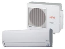 Fujitsu – Thermopompe Murale Sans Conduit – jusqu'à 27,2 TRÉS (Série RLS3)