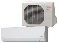 Fujitsu – Thermopompe Murale Sans Conduit – jusqu'à 16 TRÉS (Serie RL2)