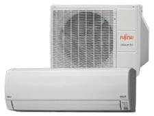 Fujitsu- Thermopompe Murale Sans Conduits – jusqu'à 23 TRÉS (Série RLFW)
