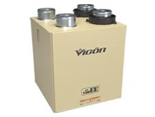 vanEE – Échangeurs d'air 35 à 70 PCM Série Vigör