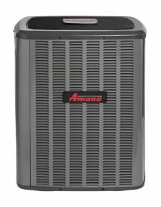 Amana - Climatiseur Central - 1.5 à 5 tonnes - jusqu'à 13 TRÉS (Série ASX13)