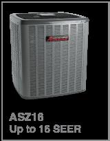 Amana – Thermopompe Centrale – 2 à 5 tonnes – jusqu'à 16 TRÉS (Série ASZ16)