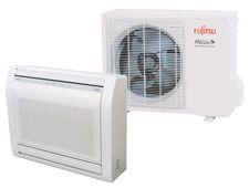 Fujitsu – Thermopompe Console Au Plancher – jusqu'à 26 TRÉS (Série RLFFH)