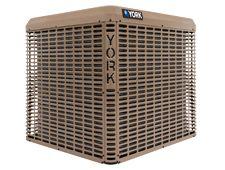 York – Thermopompe Centrale – 1.5 à 5 tonnes – jusqu'à 14 TRÉS (Série LX – YHE)