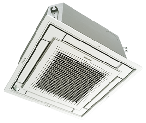 Daikin – Thermopompe Plafonnier – jusqu'à 20.9 TRÉS (Série Vista)