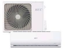 HEC (Haier) – Thermopompe Murale Sans Conduit – jusqu'à 16 TRÉS (Serie 1U)