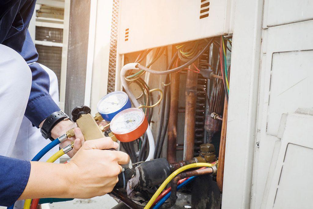 FRIGORISTE Offre d'emploi, Laurentides, au sein de l'entreprise familiale Grand'Maison chauffage climatisation ventilation et produits pétroliers